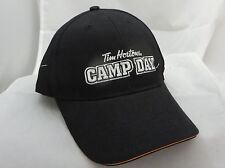 Tim Hortons Camp Day hat cap black