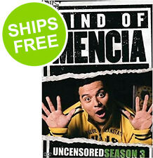 Mind of Mencia Uncensored Season 3 (DVD, 2007) NEW, Sealed, Comedy Central