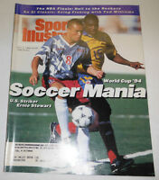 Sports Illustrated Magazine World Cup '94 Ernie Stewart July 1994 081914R