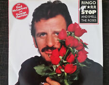 Ringo Starr – Stop And Smell The Roses Vinyl LP