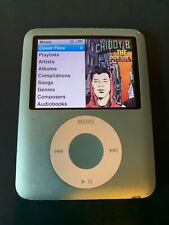 Apple iPod Nano 8GB MP3 Player Light Blue with chargers bundle