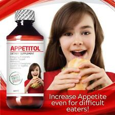 Appetitol - Appetite-Weight Gain Support 240 ml.Energizing -Restorative