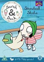 Sarah and Duck - Snowball Skate [DVD] [2018][Region 2]