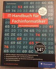 IT-Handbuch für Fachinformatiker wie Neu