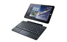 "Linx 1010B 10.1"" Tablet With Keyboard. Intel Atom 2GB RAM 32GB Wi-Fi"