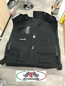 TAPPETO PAVIMENTO INTERNO MOQUETTE FIAT PANDA 1986-2003 750/900-1000 4X2 4X4