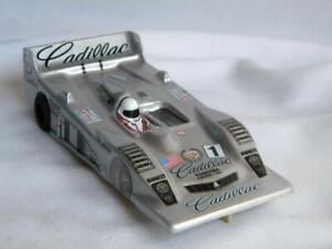 Vintage SLOT CAR 1/32 Scale~CADILLAC~No. 1~Falcon Motor~Used~Not Tested~Racing