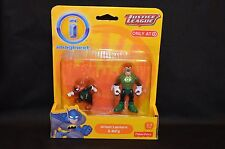 NEW Fisher-Price IMAGINEXT DC Justice League GREEN LANTERN & BD'G