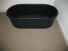 New Polyethylene Water Trough *Manufactured in U.S.A.*