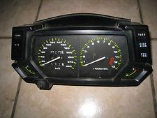 GPX 600 R ZX600C Armaturen Cockpit Tacho Drehzahlmesser 35735 km speed meter