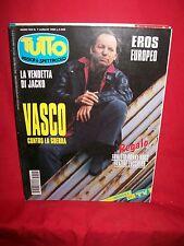TUTTO Lug 1995 VASCO ROSSI Ramazzotti Michael Jackson Alice Fabrizio De Andrè
