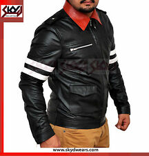 Alex Mercer Prototype leather Jacket, RRP $375