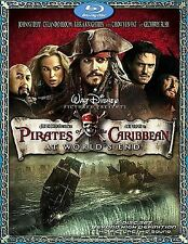 Pirates of the Caribbean: At Worlds End (Blu-ray) Johnny Depp