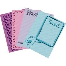 Cuttlebug Embossing Set - Create a Critter - 2000414