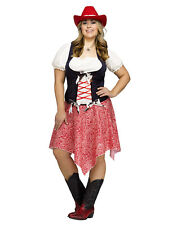 Hoedown Honey Adult Cowgirl Costume