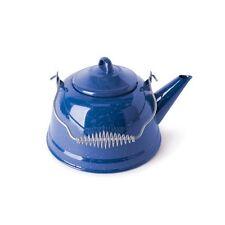 Enamel Tea Kettle - 3 Qt-10955