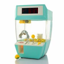 Alagoo Mini Claw Machine Creative Alarm Clock Arcade Electronic Crane Claw Ga...