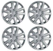 "Set 4 Wheel Trims Hub Caps 15"" Covers fits Peugeot Partner 207 308 306 605"