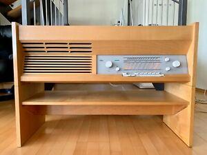 BRAUN PKG 5-81 DIETER RAMS RADIO PLATTENSPIELER BAUHAUS TOPCONDITION