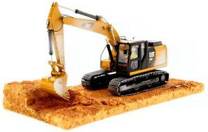 CAT 320F Excavator (Weathered Edition)