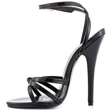 Women's Elastic Ankle Strap Sandals and Flip Flops