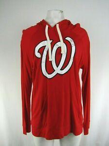 Washington Nationals NHL Touch Women's Pullover Sweatshirt