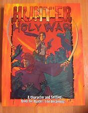 Hunter's Holy War Hunter the Reckoning WW8130 new White Wolf