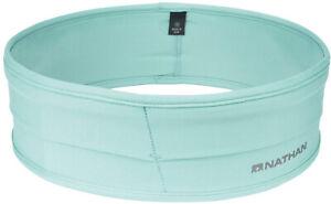 Nathan Hipster Waist Belt With Pockets - Green