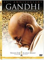 Gandhi [New DVD] Anniversary Edition, Collector's Ed, Dolby, Dubbed, Subtitled