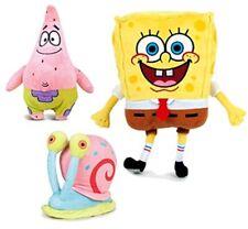 SpongeBob Plüsch Figur 18 cm Kuscheltier Stofftier Plush Schwammkopf