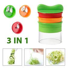 Universal  Zerkleinerer Gemüseschneider Obst Fleisch Nüsse Zwiebelhacker 3in1