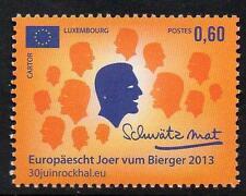 Luxembourg 2013 neuf sans charnière Année européenne des citoyens