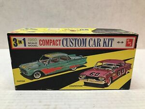 VINTAGE AMT 1/25 SCALE 1960 FALCON FACTORY SEALED !!! MODEL KIT