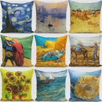 "20/""x30/"" CafePress Van Gogh Starry Night Standard Size Pillow Case 629501923"