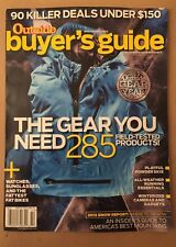 Outside Winter 2014-2015 Buyer's Guide Gear Deals Camera Gadgets FREE SHIPPING!