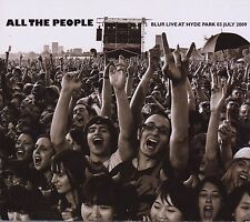 Blur-All The People-Blur Live At Hyde Park 03 July 2009-2CD-Parlophone Australia
