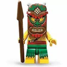 "LEGO MINIFIGURES Series 11 (71002) ~ The ""ISLAND WARRIOR"" - SEALED (FREE SHIP)"