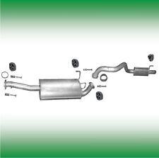 TOYOTA LAND CRUISER J90 3.4 24V V6 04.1996-2002 AUSPUFF ABGASANLAGE 0448