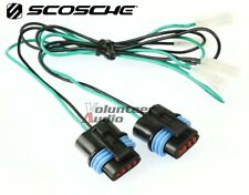scosche car speakers wire harnesses for chrysler for sale ebay rh ebay com