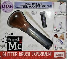 PROJECT MC2 GLITTER make-up BRUSH EXPERIMENT - NETFLIX- NEW