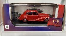 IST Models 1/43 EMW 340-2 Limousine 1950 Bordeaux  - Collectible Diecast IST007