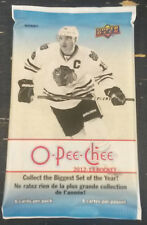 2012-13 UD O-PEE-CHEE HOCKEY CARDS PACKS