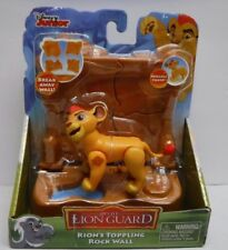 Disney Junior The Lion Guard Kions Toppling Rock Wall