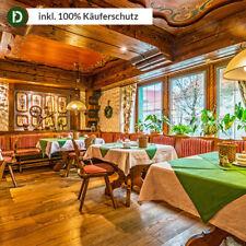 Oberfranken 3 Tage Altenkunstadt Urlaub Hotel Gondel Reise-Gutschein Halbpension