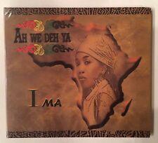 "Ima ""Ah We Deh Ya"" CD Sound V.I.Zion Records (2012) Roots Reggae Brand New Rare!"