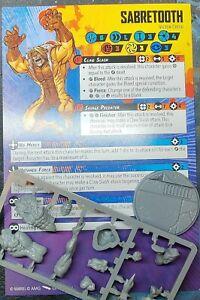 Marvel Crisis Protocol Sabretooth