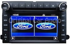 FORD OEM Navigation GPS LCD Display Screen Monitor Radio XM HD Radio CD Player