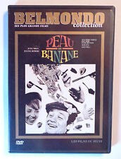 DVD COLLECTION BELMONDO N° 63 / PEAU DE BANANE - MARCEL OPHULS
