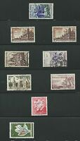 **** Lot  de  timbres   FRANCE  Oblitéré   *****