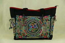 Genuine Embroidered Vintage Hamong Tribal BOHO hangbag, shoulder bag, tote bag